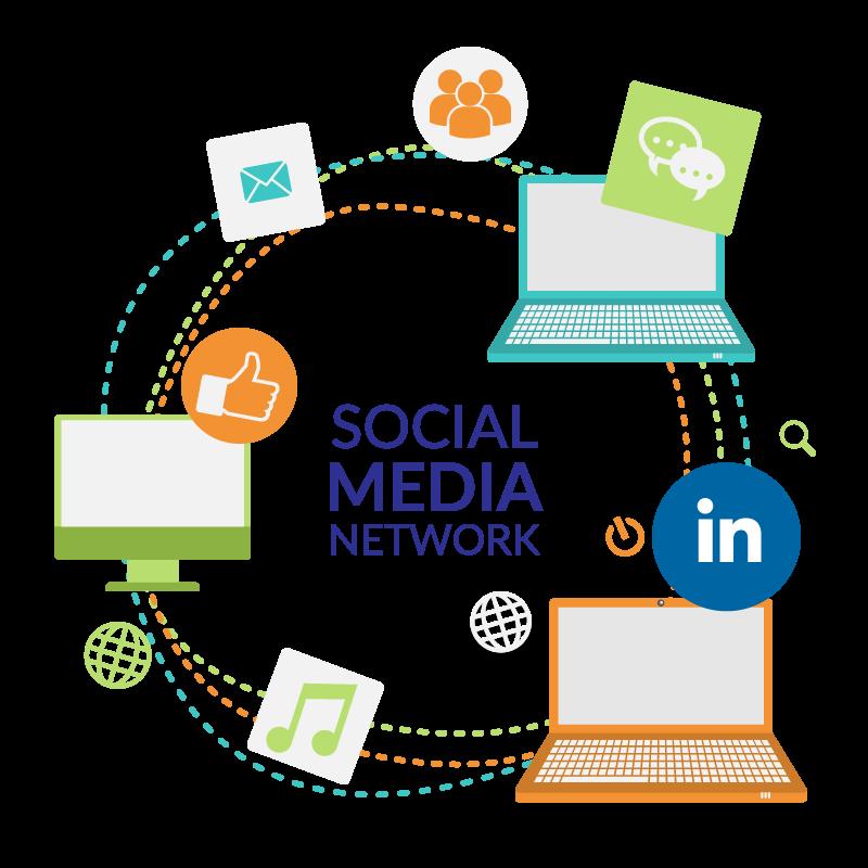 empleorecursos redes sociales linkedin